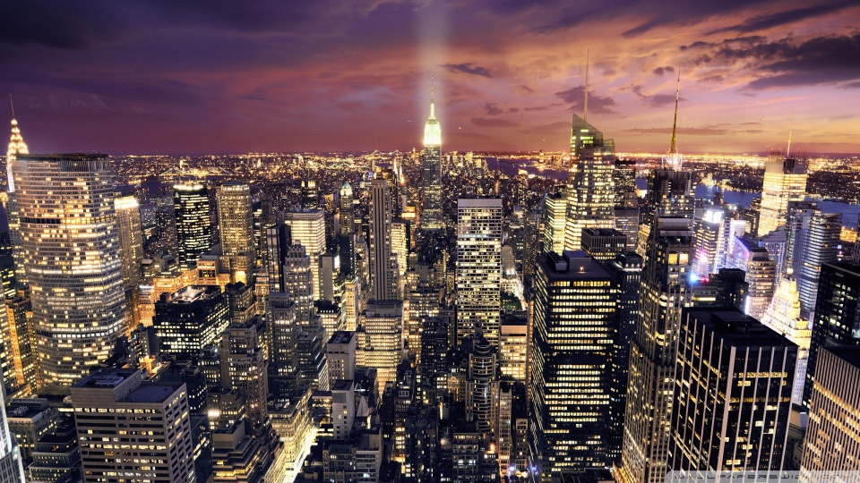 manhattan_aerial_view_at_night-wallpaper-960x540